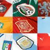 Thumbnail of a photo from user votolatino called 2014 World Cup Kits.jpg