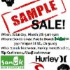 Thumbnail of a photo from user southcoastsurf called march7samplesale.png