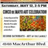 Thumbnail of a photo from user DianaArbas called laurel cinco de mayo art.jpg