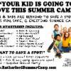 Thumbnail of a photo from user sunrisetkd called Summer Camp Flyer April 25 2018.jpg