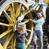 Thumbnail of a photo from user railwaymuseum called easter-fam-fun_large.jpg