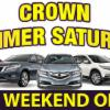 Thumbnail of a photo from user CrownAcura called SUMMER_SATURDAY_FB.jpg