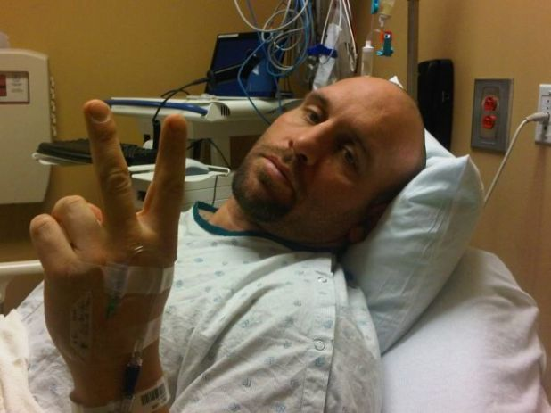 Shane Carwin już po operacji!